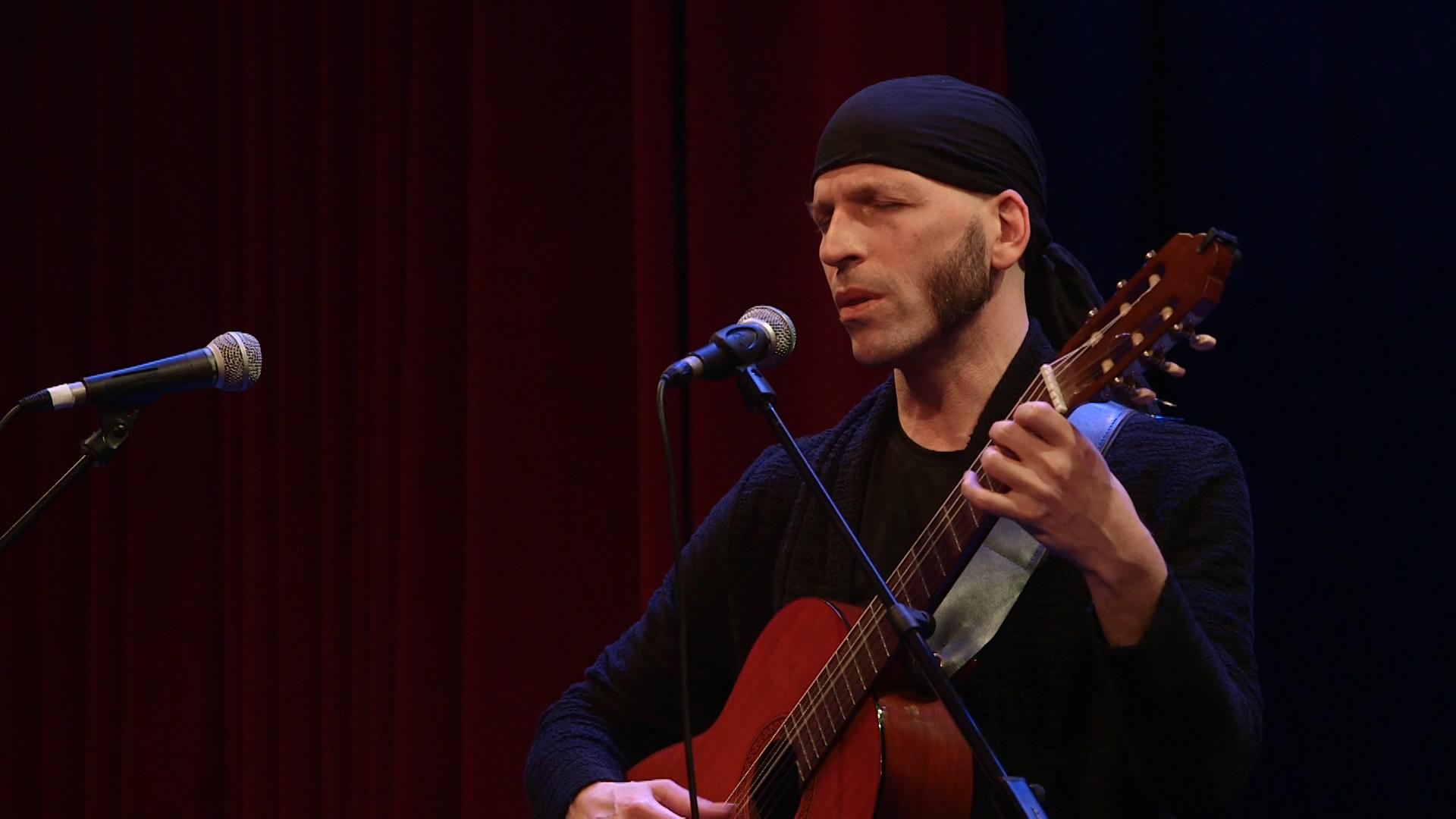 Das O.Ton Projekt live in der ufaFabrik Musik mit Obertongesang